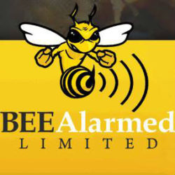 Bee Alarmed - Logo